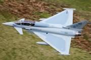 ZK089 - Saudi Arabia - Air Force Eurofighter Typhoon T aircraft