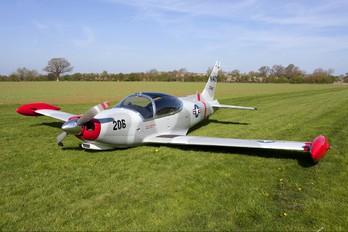 N405FD - Private SIAI-Marchetti SF-260