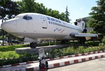 EP-IRB - Iran Air Boeing 727-100