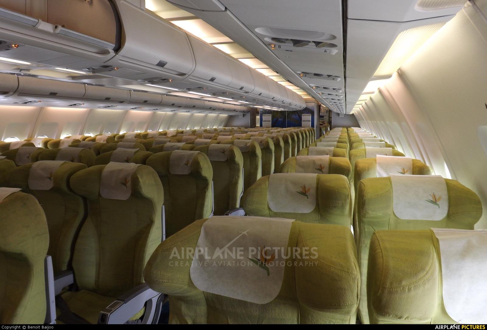 Air Mauritius 3B-NAU aircraft at Sir Seewoosagur Ramgoolam Intl