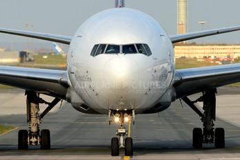 N884FD - FedEx Federal Express Boeing 777F