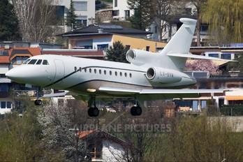 LX-SVW - Global Jet Luxembourg Dassault Falcon 900 series