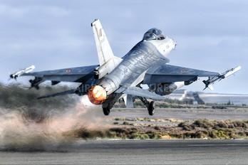 FA-68 - Belgium - Air Force General Dynamics F-16A Fighting Falcon