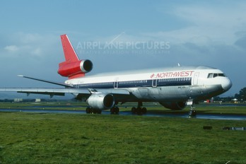 N160US - Northwest Airlines McDonnell Douglas DC-10-40