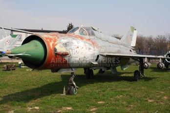 8905 - Poland - Navy Mikoyan-Gurevich MiG-21bis