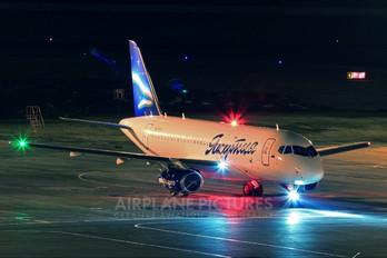 RA-89011 - Yakutia Airlines Sukhoi Superjet 100