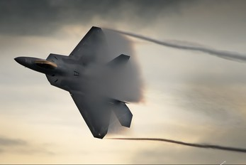 04-4082 - USA - Air Force Lockheed Martin F-22A Raptor