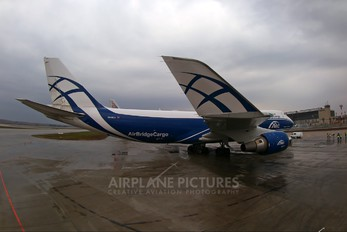 VQ-BGY - Air Bridge Cargo Boeing 747-400F, ERF