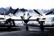 N25Y - The Flying Bulls Lockheed P-38 Lightning aircraft