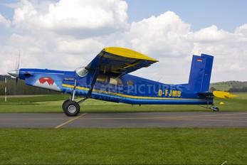 D-FJMO - Private Pilatus PC-6 Porter (all models)