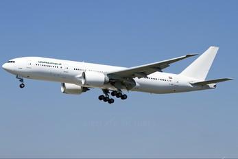 YI-AQZ - Iraqi Airways Boeing 777-200LR