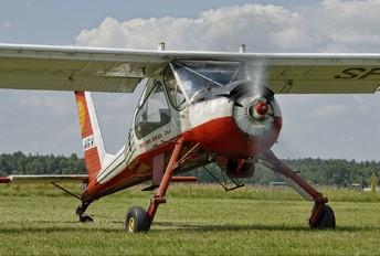 SP-AGV - Aeroklub Bydgoski PZL 104 Wilga 35A
