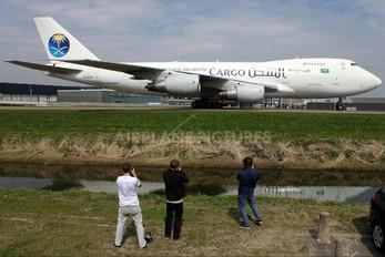 EK-74799 - Saudi Arabian Cargo Boeing 747-200SF