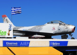 19294 - Greece - Hellenic Air Force Canadair CL-13 Sabre (all marks)