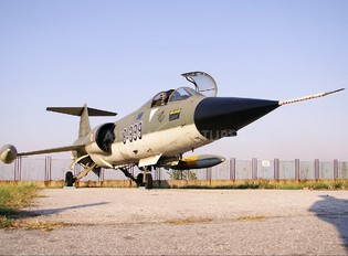 63-899 - Turkey - Air Force Canadair CF-104 Starfighter