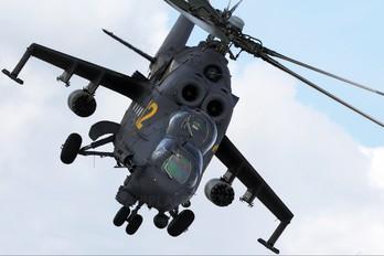 32 - Russia - Air Force Mil Mi-24P