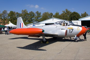 G-BXDL - Private BAC Jet Provost T.3 / 3A