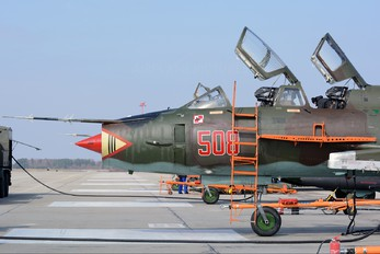 508 - Poland - Air Force Sukhoi Su-22UM-3K