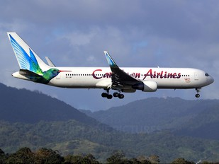 9Y-LHR - Caribbean Airlines  Boeing 767-300ER