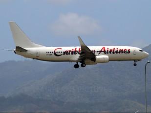 9Y-JMF - Caribbean Airlines  Boeing 737-800