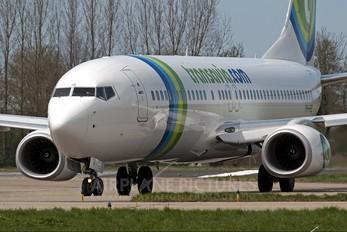 PH-HSE - Transavia Boeing 737-800