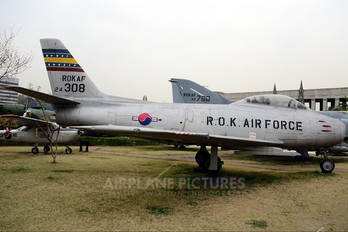 24-308 - Korea (South) - Air Force North American F-86F Sabre