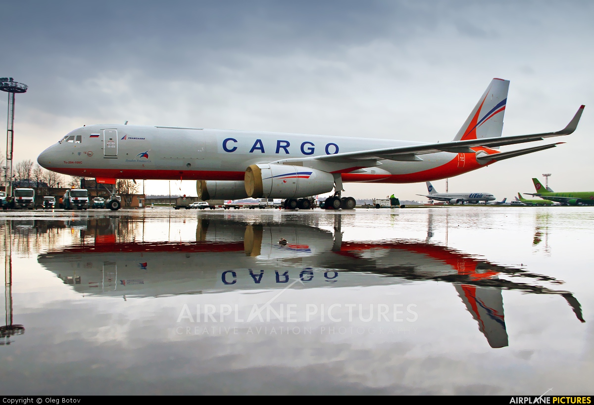 Transaero Cargo RA-64052 aircraft at Moscow - Domodedovo