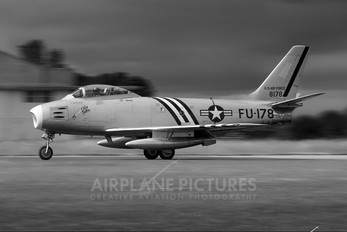 G-SABR - Golden Apple Operations North American F-86 Sabre