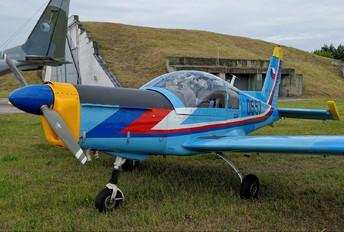 0557 - Czech - Air Force Zlín Aircraft Z-142 C/AF