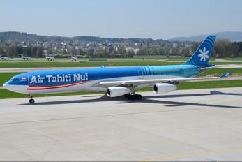 F-OSEA - Air Tahiti Nui Airbus A340-300