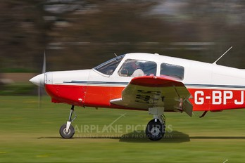 G-BPJS - Private Piper PA-28 Cadet