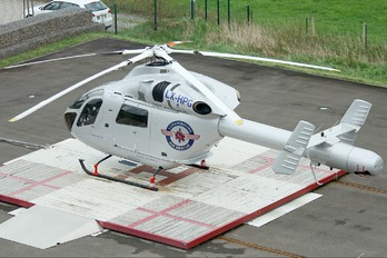 LX-HPG - Luxembourg Air Rescue MD Helicopters MD-900 Explorer