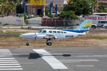 N603AB - Air Sunshine Cessna 402C