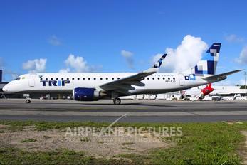 PP-PJO - Trip Linhas Aéreas Embraer ERJ-190 (190-100)
