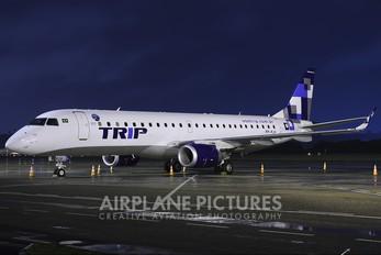 PP-PJV - Trip Linhas Aéreas Embraer ERJ-190 (190-100)