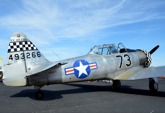 N51KT - Private North American Harvard/Texan (AT-6, 16, SNJ series)