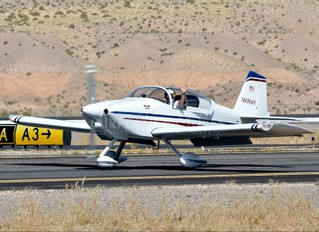 N89660 - Private Vans RV-6A