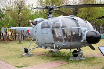 770301 - Korea (South) - Air Force Aerospatiale SA-319B Alouette III
