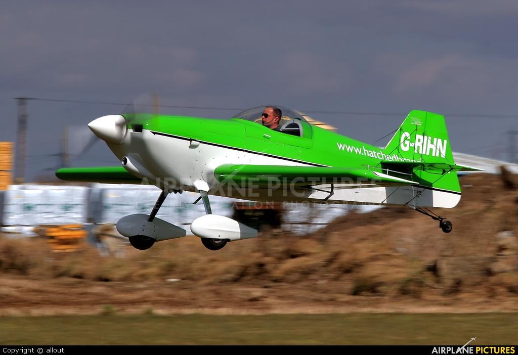 Private G-RIHN aircraft at Breighton