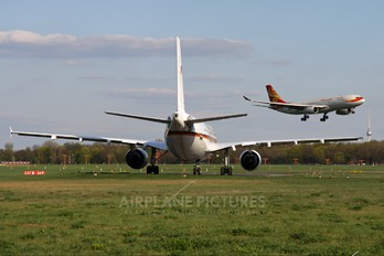 10+21 - Germany - Air Force Airbus A310