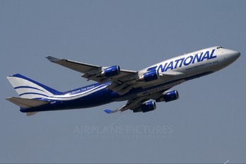 TF-NAD - National Airlines Boeing 747-400BCF, SF, BDSF