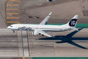 N320AS - Alaska Airlines Boeing 737-900 aircraft