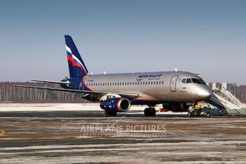 RA-89003 - Aeroflot Sukhoi Superjet 100
