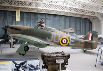 Z2315 - Royal Air Force Hawker Hurricane Mk.IIc