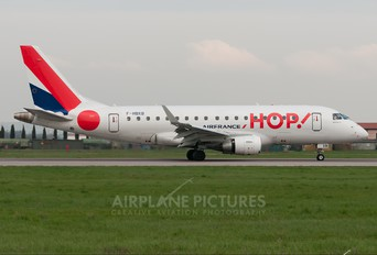 F-HBXB - Air France - Hop! Embraer ERJ-170 (170-100)