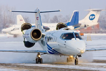 OE-GYG - Private Learjet 60