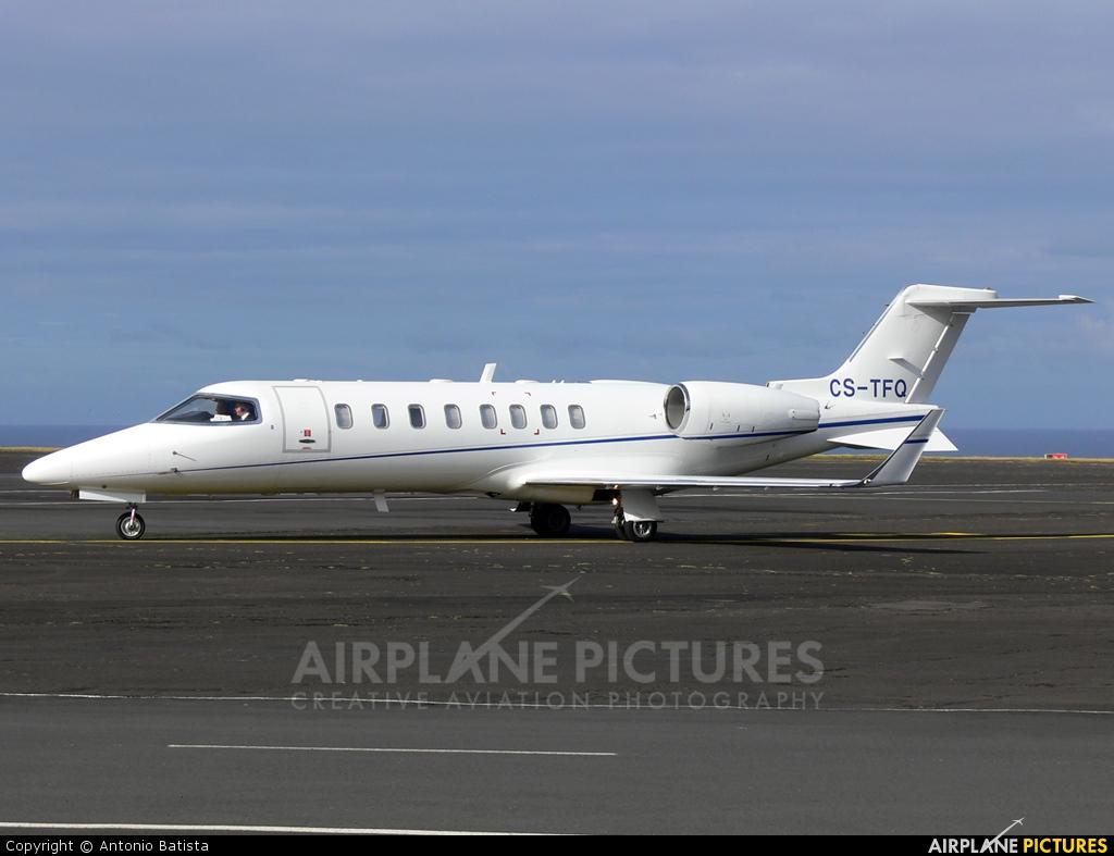 Omni Aviaçao e Tecnologia CS-TFQ aircraft at Azores - Santa Maria
