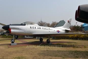 51-8502 - Korea (South) - Air Force North American F-86D Sabre
