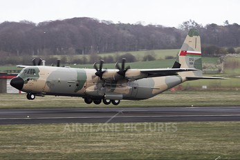 525 - Oman - Air Force Lockheed C-130J Hercules