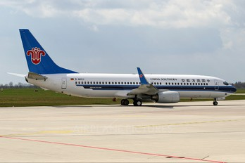 D-AHLH - China Southern Airlines Boeing 737-800